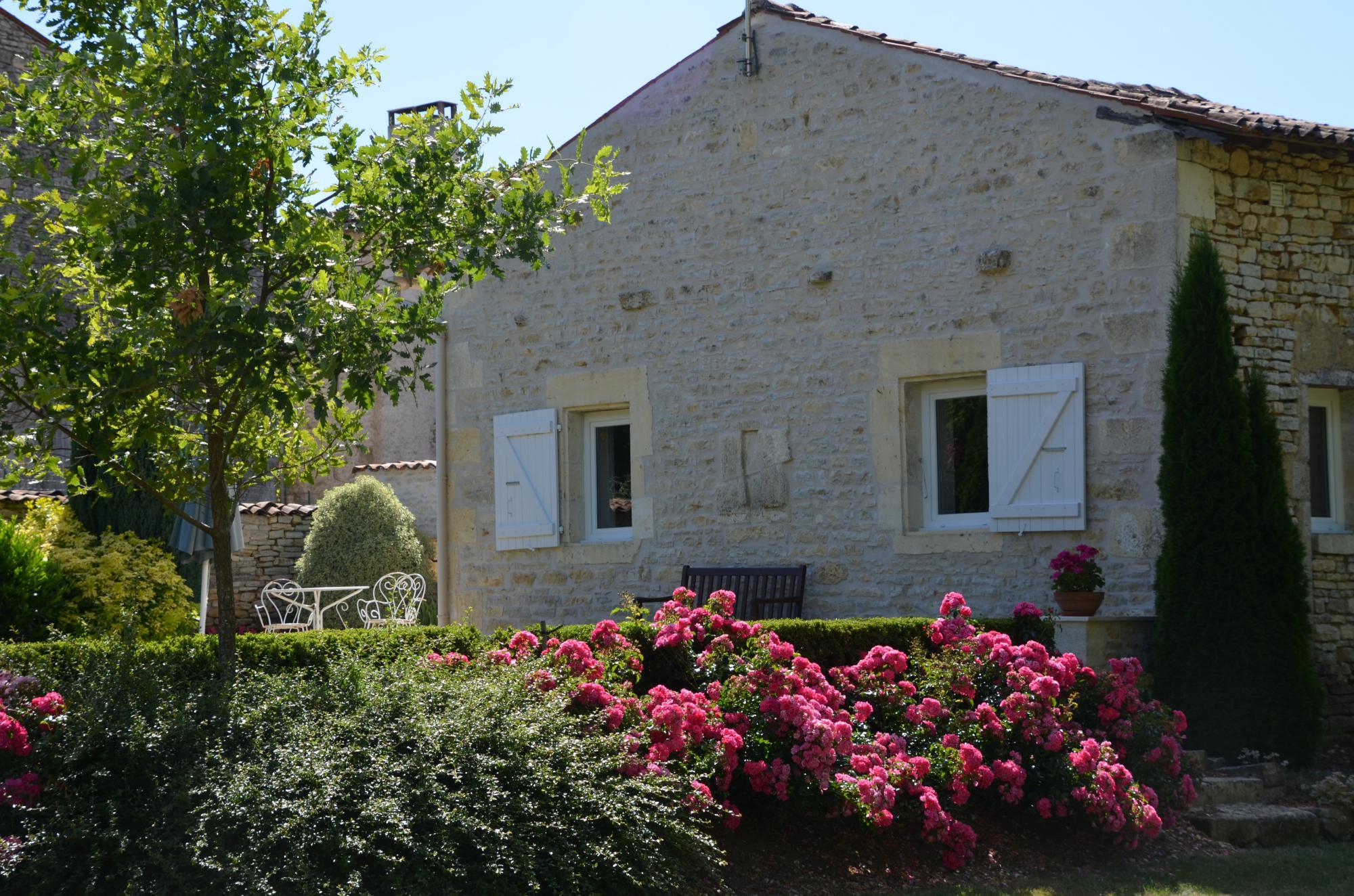 Chambres d h´tes de charme en Charente Maritime au Moulin Brun